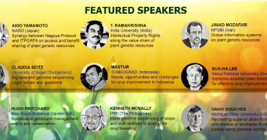 The 1st International Conference on Genetic Resources and Biotechnology (ICGRB 2018)